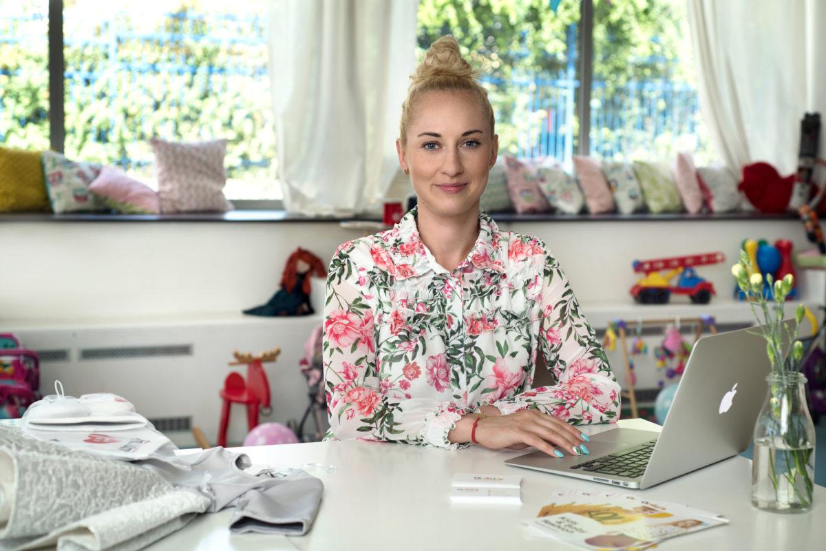 Kobiece biznesy – wywiad z właścicielką platformy sprzedażowej Ola4kids