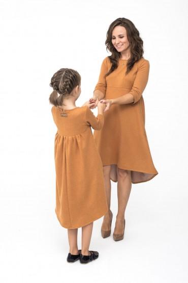 Takie same sukienki dla mamy i córki