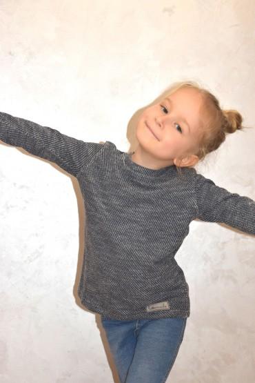 Unisex sweterek dla dziewczynki i chłopca