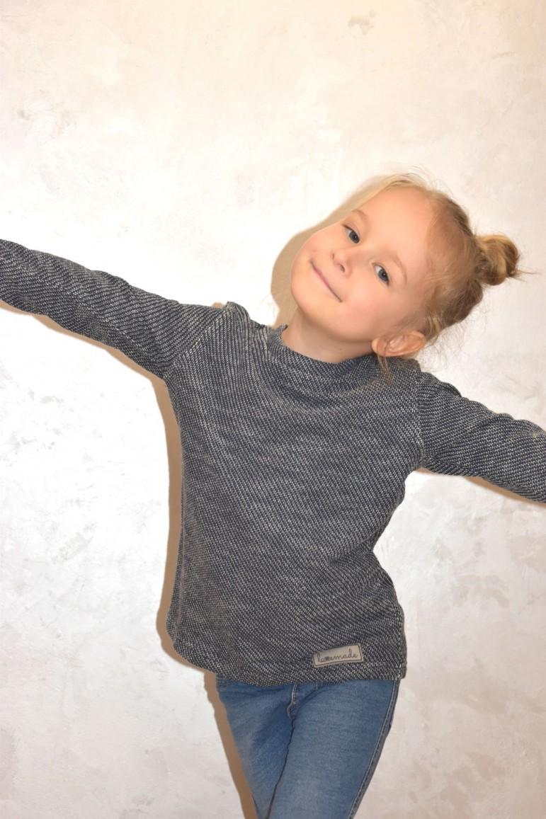 2Unisex sweterek dla dziewczynki i chłopca