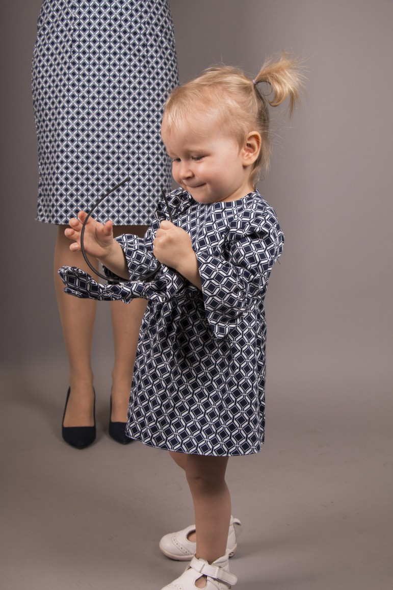 2Royal set for mother and daughter
