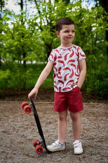 T shirt dla chłopca - CHILLI-OUT