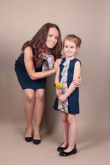 Komplet Mama i Córka – princeski