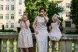 2copy of A charming summer set of the same dresses for Mom and Daughter for special occasions