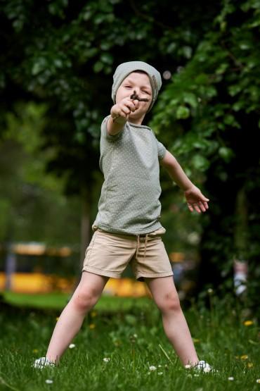 Dzień Kropki - ubranie dla chłopca