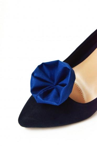 Klips do butów Blue Sky