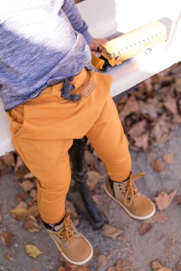 Spodnie baggy dla chłopca i dziewczynki