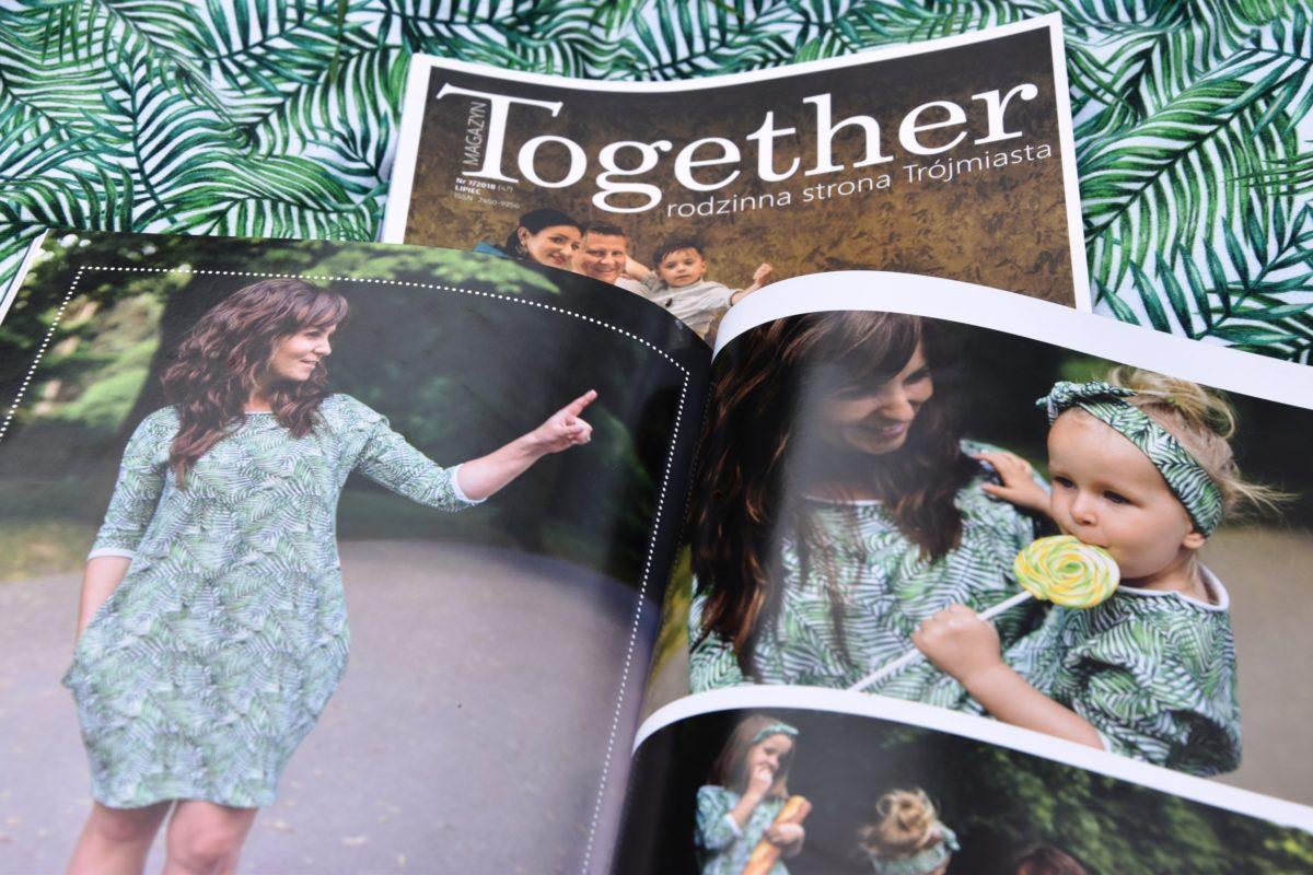 """Lovemade w magazynie """"Together"""" – jak wysoko jesteś w stanie sięgać po swoje marzenia?"""