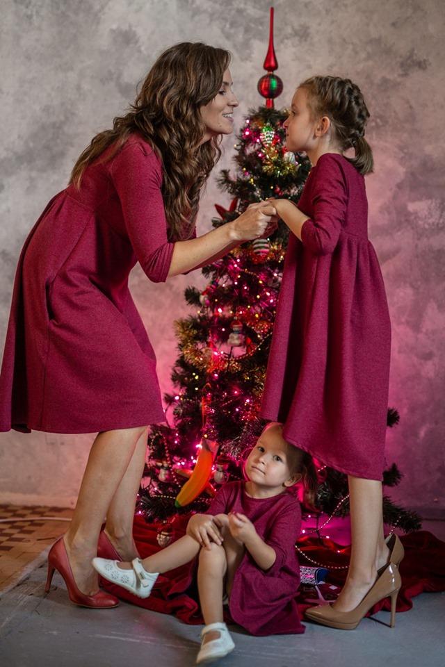 Pomysły na świąteczne stylizacje dla całej rodziny